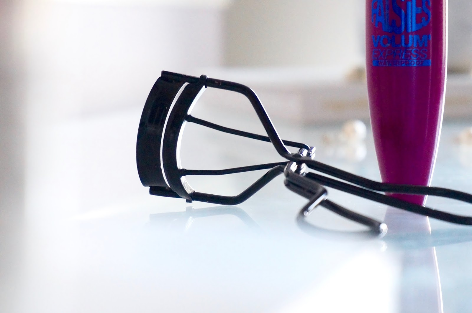 MAC eyelash curlers