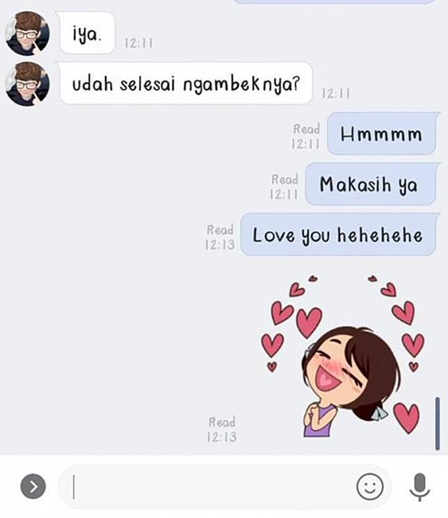 Cowok ini paham betul gimana bikin pacarnya berhenti ngambek, Horang Kayah mah bebass!