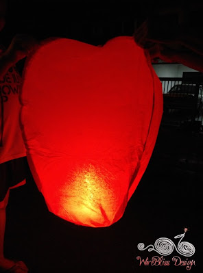 Lighting the Mid Autumn Lantern 2014