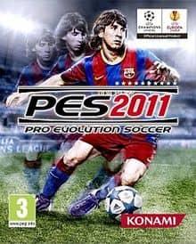 تحميل لعبة PES 2011 للكمبيوتر كاملة