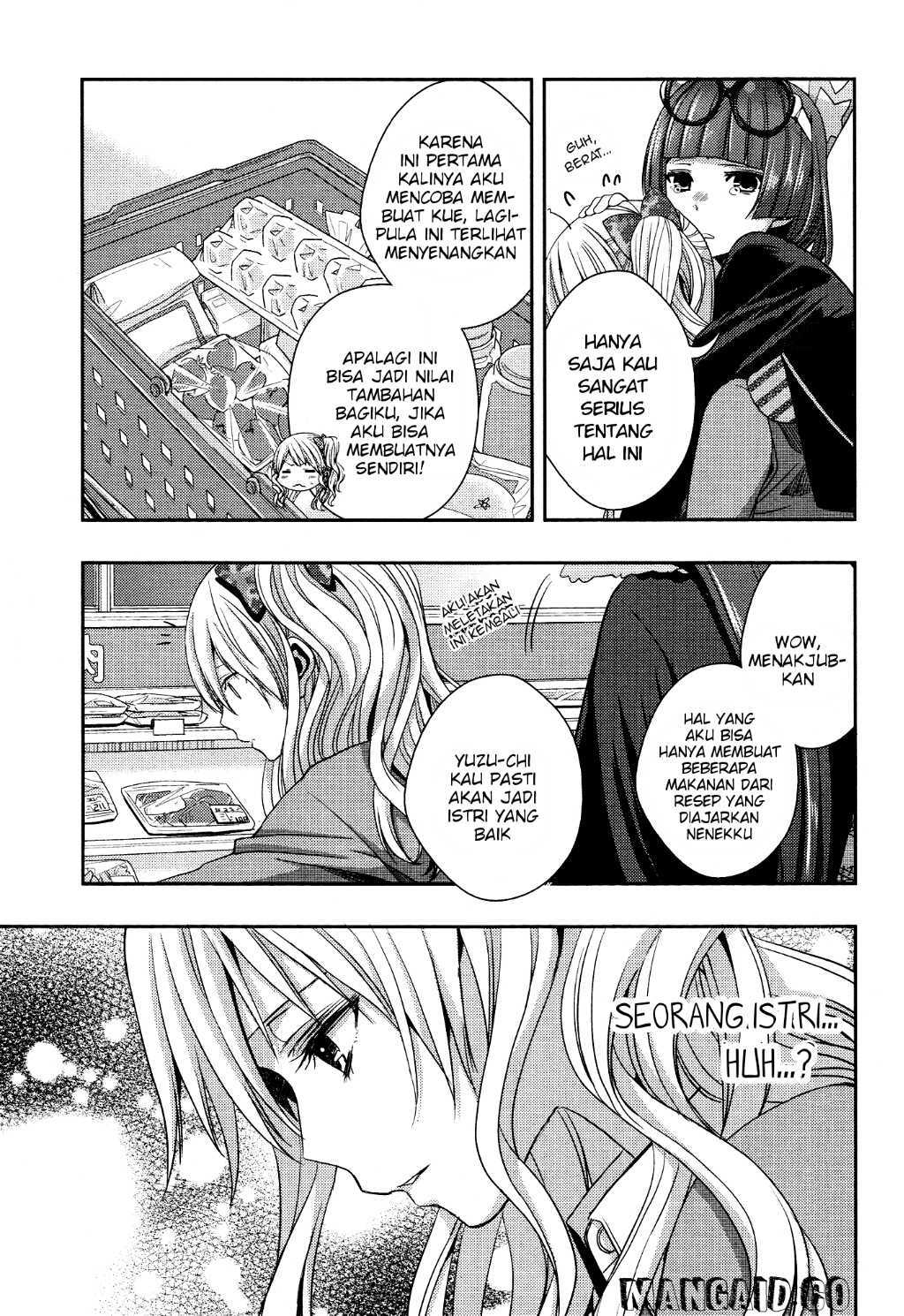 Manga Citrus Chapter 11 Bahasa Indonesia