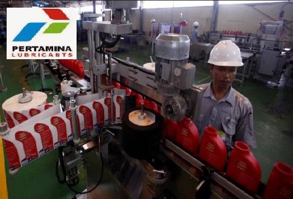 Lowongan Kerja PT Pertamina Lubricants Seluruh Indonesia