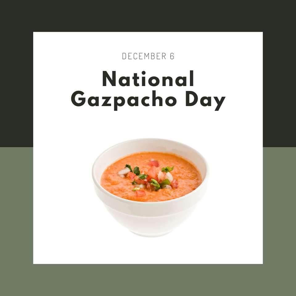 National Gazpacho Day Wishes