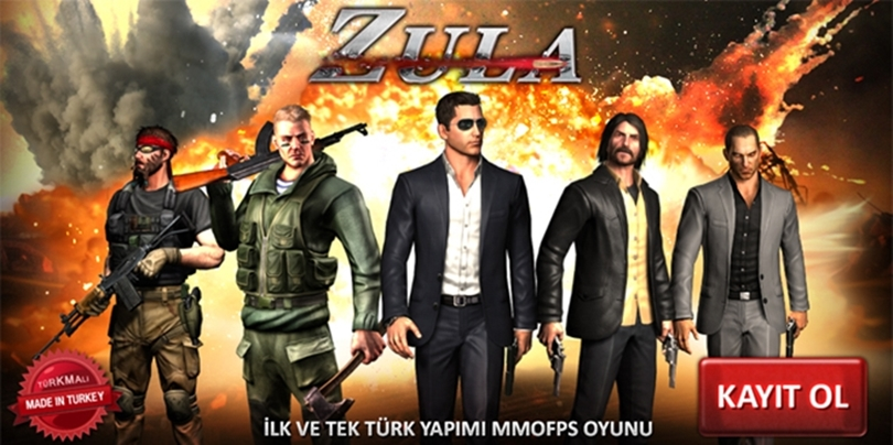 İlk Ve Tek Türk Yapımı Zula Oyunu