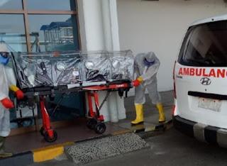 Punya Gejala Corona, Pasien Asal Malaysia Meninggal di Ruang Isolasi RS M Djamil Padang