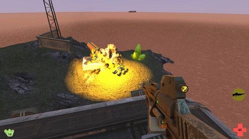Crystal Defense Screenshot