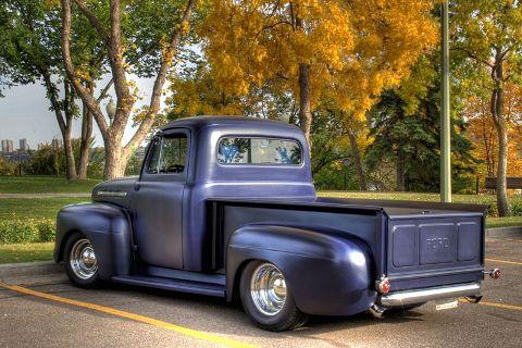 Classic Trucks Ford Bryonbeavers S Blog