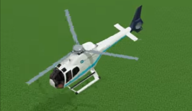 How does the flying machine work :- Helicopter