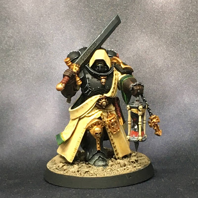 Dark Angels Indomitus Judiciar