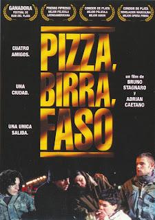 Pizza, Birra, Faso, de Bruno Stagnaro e Israel Caetano (1998)