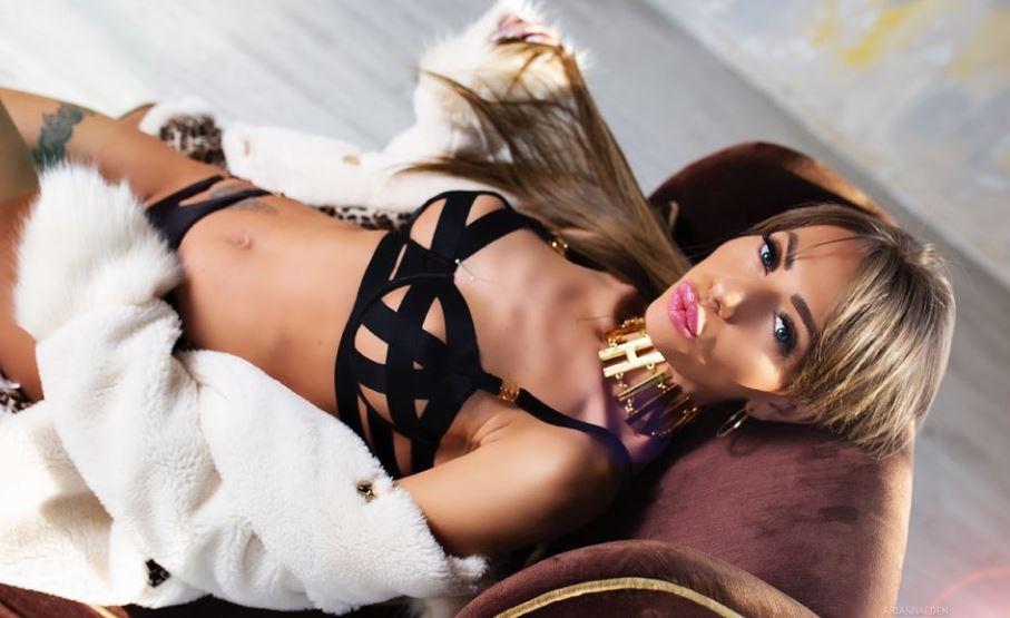 AriannaEden Model GlamourCams