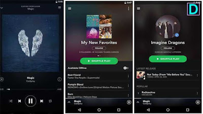 Spotify: Free Music & Podcasts Streaming App Download Latest Version 8.5.11.762 for Android on www.DcFile.com