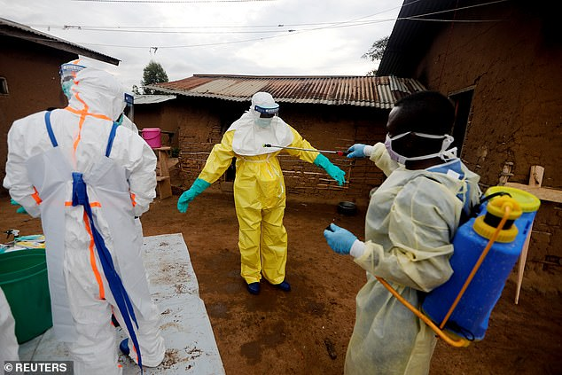 World's first Ebola vaccine approved by the EU