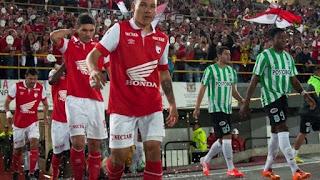 Independiente Santa Fe vs Atlético Nacional