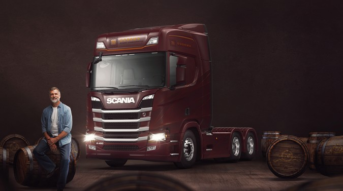 Scania Codema lança série especial em comemoração aos 70 anos de história