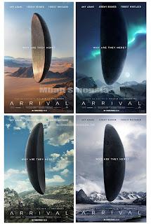 Sinopsis Film Arrival 2016