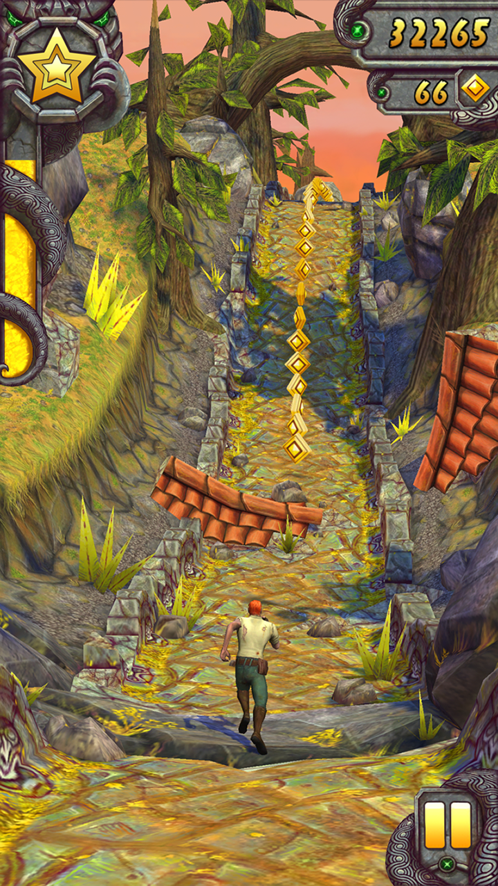 Temple Run Free Game