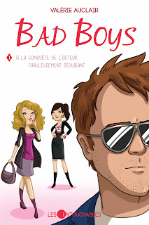 Valérie Auclair roman chicklit Bad Boys