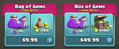 Clan Gifts