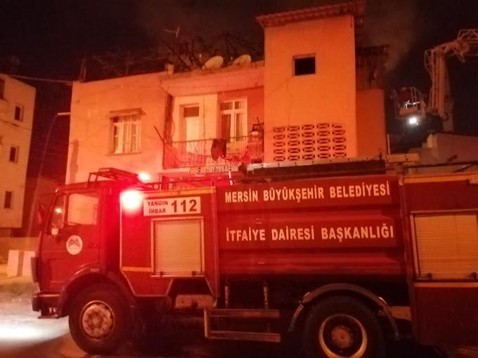 Mersin Büyükşehir Belediyesi İtfaiyesi Tarsus Grup Amirliği ekiplerinin 2020 faaliyeti