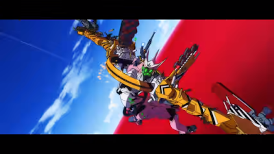Evangelion 3.0 + 1.0 Thrice Upon Time