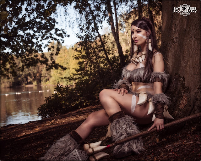 Nidalee from lol