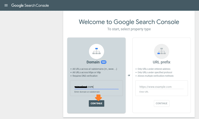 How To Connect Website To Google Search Console & Verify Domain Ownership Via DNS Record 4