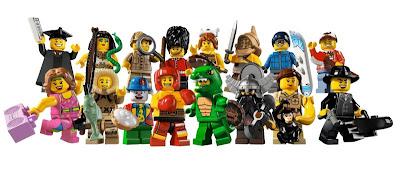 Lego 8805 Minifiguren Serie 5