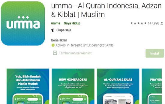 aplikasi adzan otomatis gratis