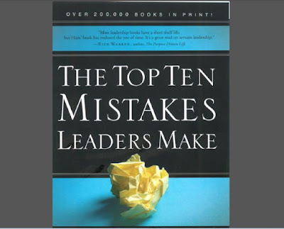 [Hans Finzel] The Top Ten Mistakes Leaders Make English Book in PDF