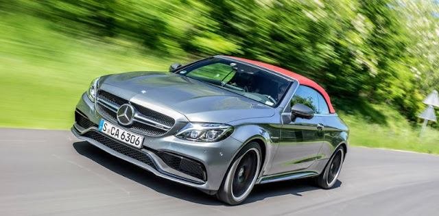 2017 Mercedes-AMG C63 S Cabriolet Priview