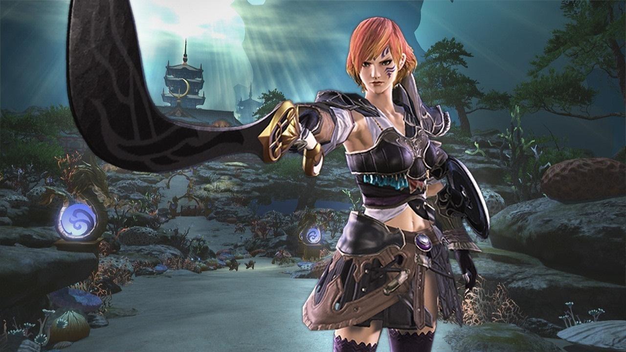 Final Fantasy 14 Gameplay Wallpaper Hd