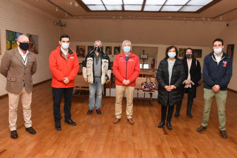 $193 millones para Centro Cultural Sofía Hott de Osorno