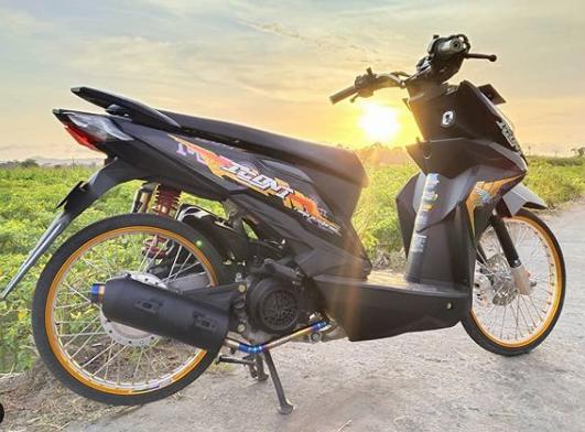 Modifikasi Beat Street Terbaik 2020 Dan Paling Keren Di Indonesia Racing 48