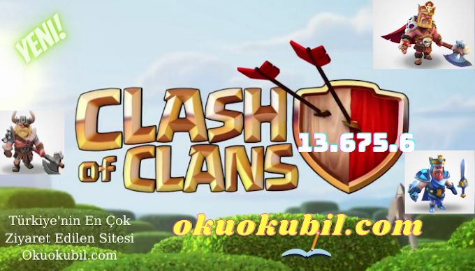 Clash of Clans 13.675.6 Altın + Para Hileli Server Şubat 2021