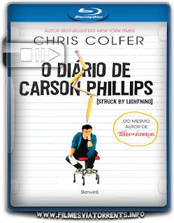 O Diário De Carson Phillips Torrent - BluRay Rip 1080p Dual Áudio 5.1