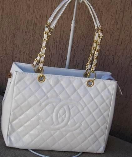 b373af86e ○ Brechó Fashion Week ○•: Bolsa Chanel Shopper