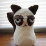 patron gratis gato amigurumi
