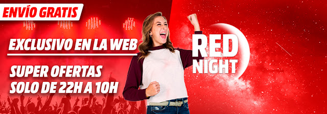 Mejores ofertas de la Red Night de Media Markt 7 agosto de 2018
