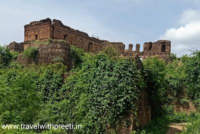 गढ़ाकोटा का किला सागर, मध्य प्रदेश - Garhakota  Fort Sagar, Madhya Pradesh