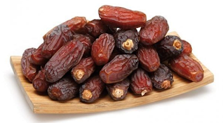 Medjool Dates: They originated from morocco, and are large and extremely delicious.  Daryi Dates: This type of dates is also known as monastery and they are lengthy, slim and dark brown in color.  Halawy Dates: A native of Iraq, they are incredibly sweet and small in size.  Barhi Dates: This variety originated from basra in Iraq. They are round in shape and mild amber darkie brown in color on ripening. They come with thicker flesh and luxurious taste.  Deglet Noor Dates: They are mostly available in Algeria and Tunisia. This type is not so sweet and it's semi dry. They are mostly used in cooking.  Iteema Dates: This variety is a native of Algeria, they are big, mild amber in color and oblong in shape.  Maktoom Dates: They are huge and reddish brown in color, thick skinned and moderately sweet.  Saidy Dates: This variety is popular in Libya and are extremely sweet in taste. They are mostly grown in hot weather climate.  Hayani Dates: This variety is substantially grown in Egypt, they are gentle and dark red to black in color.  Migraf Dates: They are also known Mejraf and are very popular in the southern Yemen. They have a high quality and are large and golden amber in color.