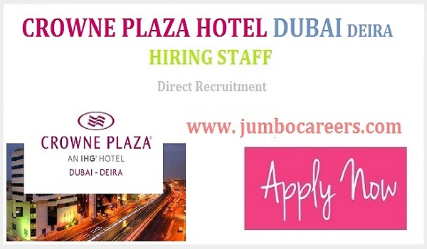hotel management jobs dubai after lockdown