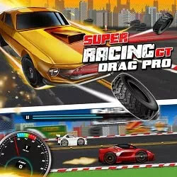 Süper Drift Yarışı - Super Racing GT Drag Pro