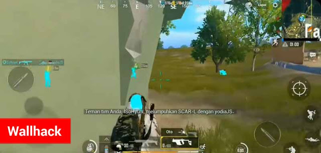 Download Cheat PUBG Mobile Android and IOS 22 April 2020 Latest Update and Anti Banned Free.
