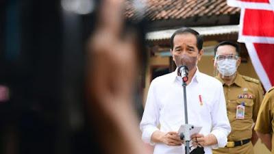 Jokowi: Pandemi COVID Semakin Baik, Berkat Kerja Keras Kita Semua