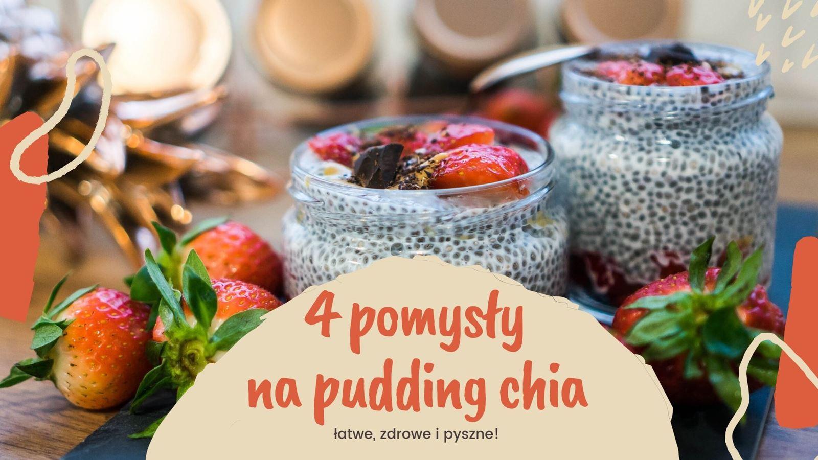 1 jak zrobić zdrowy i szybki deser z nasionami chia pudding chia przepis jak przygotować z truskawkami, pomysł na łatwy deser na sniadanie how make easy health pudding chia receipes