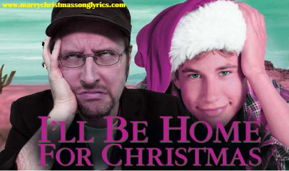 I'll Be Home for Christmas Lyrics