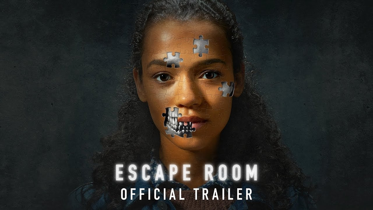 The second part of the movie, Escape Room, will be shown next July. Photo