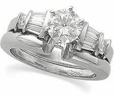 Gambar Cincin Emas Putih