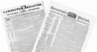 front page of newspapers